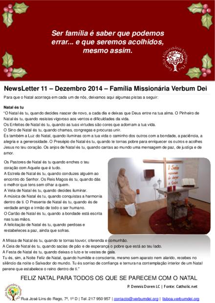 Dezembro 2014