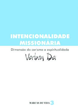 Intencionalidade Missionária